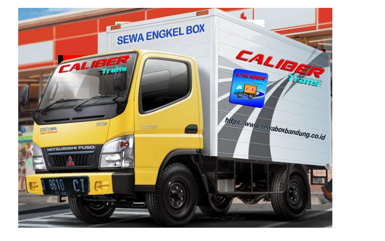 rental truk box bandung